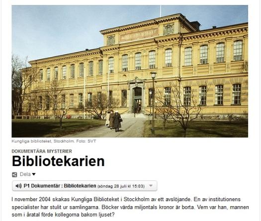 Bibliotekarien